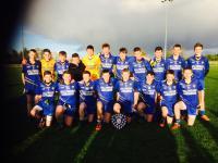Under 16 Team League Winners