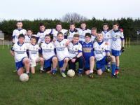Under 14 Feile Team 2014