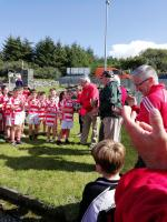 Under 10 Eamon Jer Cup Champions
