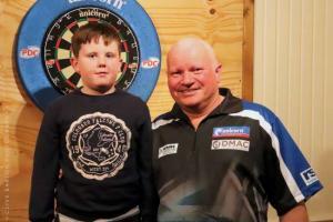 John Con O' Sullivan darts tournament