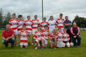 U15 - County Finalists V Buttevent at Killmichael August