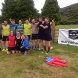 Tag Rugby winners - Catch me if you can'