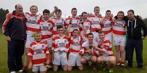 U16 County Championship Winners V Crosshaven October 2015