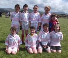 U10 Blitz Castletown June 2015 - Adrigole White Team