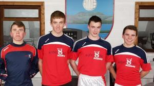 Cork Players from Adrigole Underage 2015 at U14/U15/U16