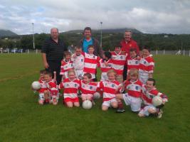 2012 U8 Blitz Castletown August