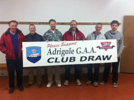 Support our Club Draw