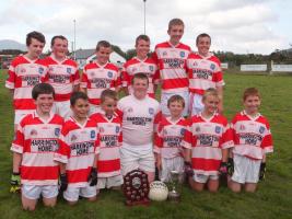 U14 D Western League & County C'ship Final Winners October 2014