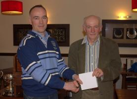 John O'Shea winner of weekend away