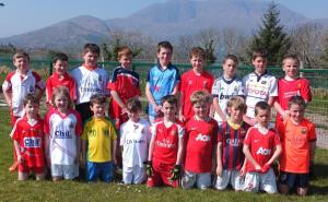 Adrigole Easter GAA Camp 2015