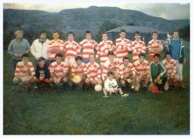 Adrigole Under 21 Team - Beara Champions 1990