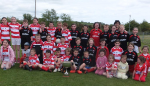 Adrigole NS and Trafrask NS both winners at Sciath na Scol 2015