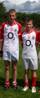 Adrigole Players on Cork U14 Team 2014