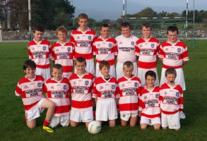 U14 D Western League and County C'ship first final V Glengarriff September 2014