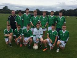 2014 under 15s team