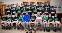 Victorious Fe14 B1 County Hurling Squad
