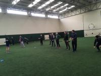 Cian Coaching the Coaches!