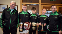Boys Fe14 Hurling and Football