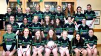 Girls Fe12 Football team
