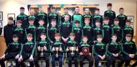 Boys Fe14 Hurling and Football teams