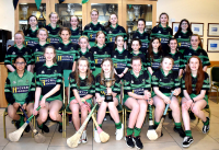 Girls Fe13 & Fe12 Camogie teams