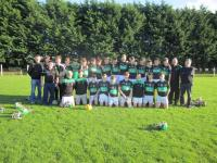 U16 Hurling C'Ship Finalists 2017