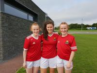 Nemo Girls with Cork U17s