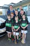 Johnson and Perrott Sponsor Launch