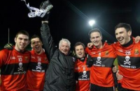 Nemo Lads - Sigerson Cup Winners 2014