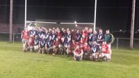 Cork U21 v VAFA Australia
