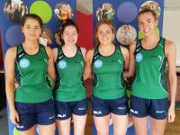 Belfast City Council Supported Netballers