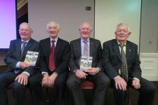 The Doran brothers at Tony's Book Launch