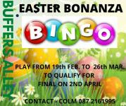 Easter Bonanza Bingo