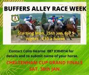 Buffers Alley Race Week