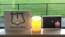 Buffers Alley commemorating Bloody Sunday with a shining light in their clubhouse