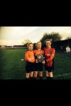 Girls league win 2