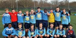 Under 14 National Cup Team