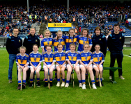 Tipperary Primary Game camogie team
