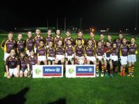 St Brigid's NS Duagh, runners up in 6-8 teacher schools final