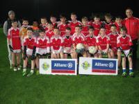 ScoilEoin,v Balloonagh, Division 2 winners
