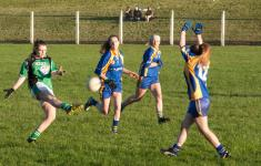 Clann na nGael Junior Ladies