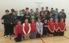 Araglen Racquetball Winners Fermoy & Mitchelstown 2015