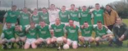 Araglen Gaa U21 Football Winners 2005