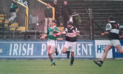 Action Shot From County Final 99