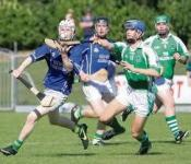 ARAGLEN V NEWTOWNSHANDRUM JAHC SEMI FINAL 2013
