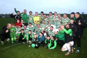2018 Bobby Dalzell Cup winners Celtic Bhoys