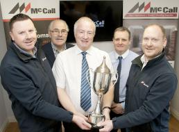 McCalls extend sponsorship