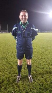 LADIES SENIOR FINAL REFEREE A.J CRONIN 2015