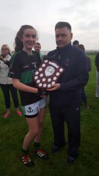 U14 G3  SUMMERLEAGUE FINAL 2015 WINNER NEMO RANGERS