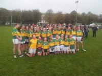 St.Michaels U12B2 Winners 2014